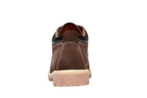 5485d5471d4 Jacata Men's Low-Cut Work Boots Water Resistant Boots Heavy Duty ...