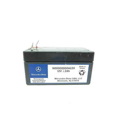 2007-2012 Mercedes-Benz GL450 GL550 Auxillary Back Up Battery 000000004039 OEM for cheap