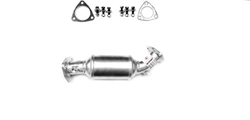 Audi A4 Catalytic Converter (TED Direct-Fit Catalytic Converter Fits: 97-06 Audi A4/97-05 Audi A4 Quattro/98-05 VW Passat 1.8L MAIN)