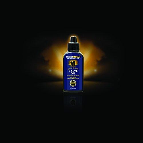 Music Nomad MN703 Premium Valve Oil, 2 oz.