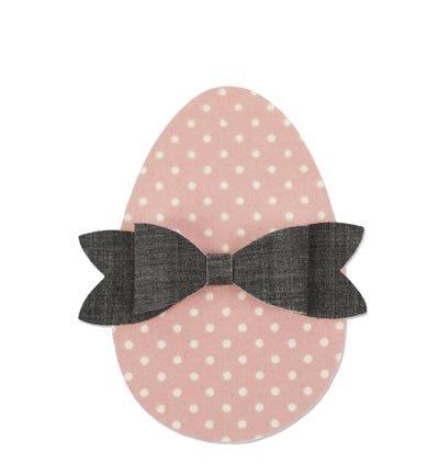 2 opinioni per Sizzix Bigz Fustella Uovo Pasqua, Plastica/Legno/Acciaio, Nero, 17.39 x 14 x 1.9