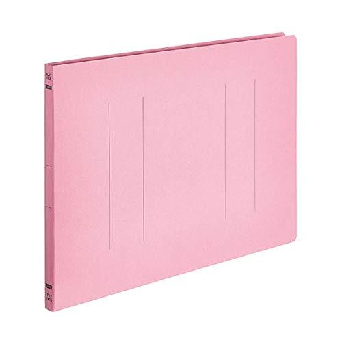 (まとめ)TANOSEEフラットファイルE(エコノミー) B4ヨコ 150枚収容 背幅18mm ピンク 1パック(10冊) 【×10セット】 生活用品 インテリア 雑貨 文具 オフィス用品 ファイル バインダー その他のファイル 14067381 [並行輸入品] B07L362VVT