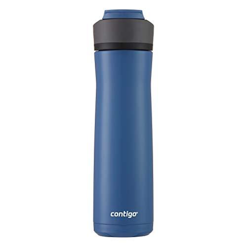 Botella de agua Contigo AUTOSPOUT, 24 onzas, maíz azul