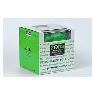 Zona Spugna Body Cleanse Japanese Green Tea by Zona Personal Spa (Image #1)