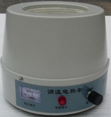 5Litre 5000ml Lab Heating Mantle Sleeve for 5L flask (thermostatic & adjustable) Beijing Getty Laboratory Glassware Co.