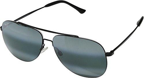 Cinde Cone Maui 2M Grey y Neutral Matte lens sol Gafas de 789 Jim Black xwIXICq1S