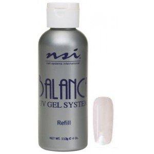 NSI Balance UV Gel - Finish Clear - 4oz / 113g