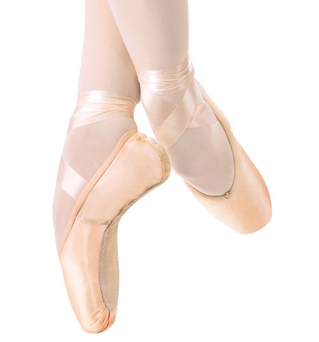 2007 Ballet Pointe Shoe,2007MED7.5X5,multi-colored,7.5 XXXXX MED US