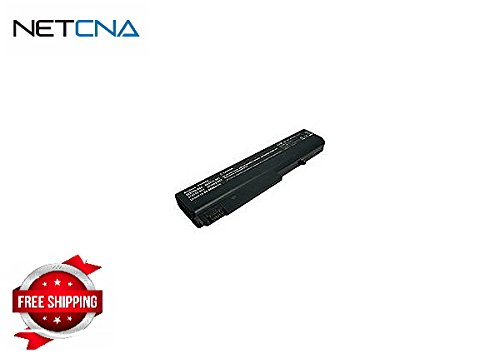 Total Micro Battery for HP Business Notebook 6510b, 6515b, 6710b - 6-Cell - By NETCNA (Hp 6515b Business Notebook)