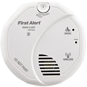 Amazon first alert sa511cn2 3st interconnected wireless smoke first alert sa511cn2 3st interconnected wireless smoke alarm with voice location battery operated pack of two solutioingenieria Image collections