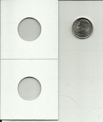 2X2 DIME SIZE COIN HOLDERS
