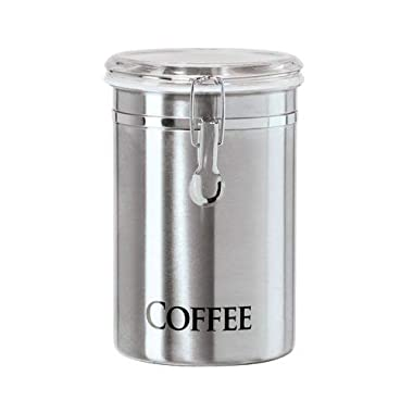 Oggi Stainless Steel Coffee Canister