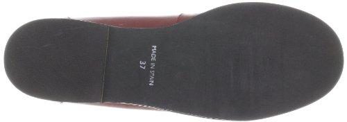 John W. Shoes Reya 27150 - Zapatos de cuero para mujer Rojo