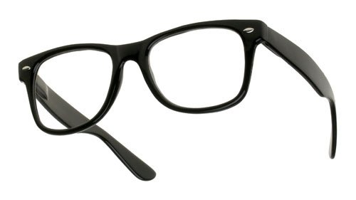 Blues Glasses Costume -