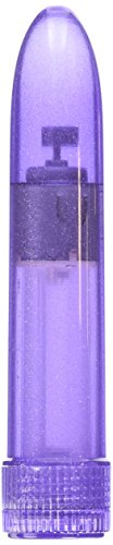 California Exotics Shane's World Sparkle Vibe, Purple