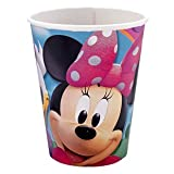 Minnie Mouse Party Paper Cups 8 ct 9 oz