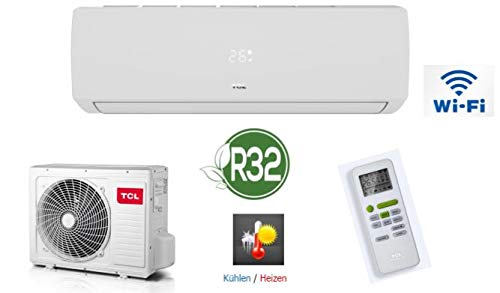 TCL Split Klimaanlage 12000 BTU WLAN WiFi Klimagerät 3,2kW Klima - Modell XA21 product image