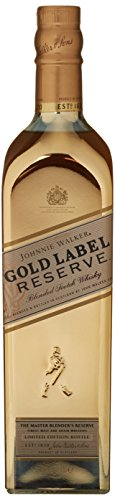 Johnnie Walker Gold Label Limited Edition Blended Scotch Whisky (1 x 0.7 l)