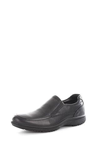 ENVAL SOFT - Zapatillas de Piel para hombre negro negro negro Size: 45 EU xuQbMPe