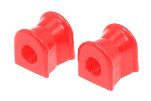 Prothane 14-1114 Red 26 mm Rear Sway Bar Bushing Kit