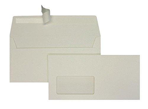 Briefhüllen   Premium     110 x 220 mm (DIN Lang) mit Fenster   Weiß (500 Stück) mit Abziehstreifen   Briefhüllen, KuGrüns, CouGrüns, Umschläge mit 2 Jahren Zufriedenheitsgarantie B01DW3K2FY | Elegant und feierlich  168fa4