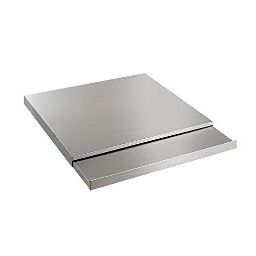 使って便利 ステンレス製スライドテーブルL 幅55cm B07BJX9RKS