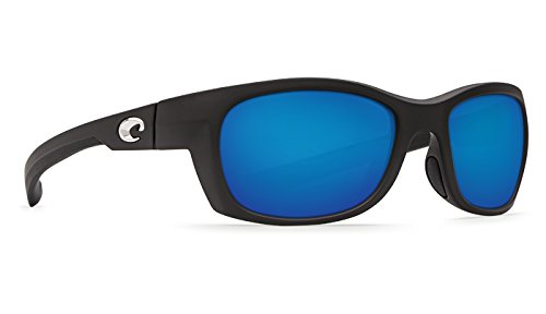 Costa Del Mar Trevally, Matte Black