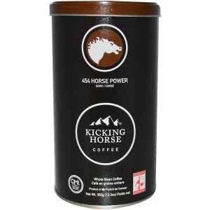 Kicking Horse BG14820 Kicking Horse Coffee 454 Horsepower - 1x12.3OZ
