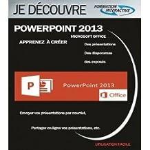 Apprendre POWERPOINT 2013