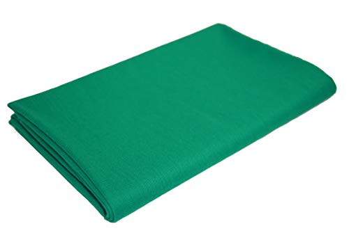 Yellow Cloths Pool - CPBA Competition Worsted Professional Pool Table Cloth - Fast Speed High Accuracy Pre-Cut Bed and Rails ([Competition Grade] Yellow Green, 8' Pool Table)