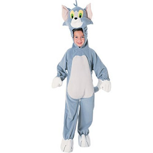 Tom & Jerry Tom Child Costume(Small-As (Tom And Jerry Costumes For Kids)
