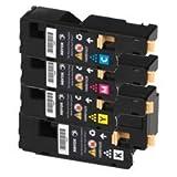 Compatible XEROX 6000 / 6010 Laser Toner Cartridge Set Black Cyan Yellow Magenta