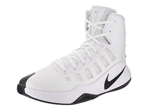 purchase cheap 7b695 40171 NIKE Men s Hyperdunk 2016 Basketball Shoes (8 D(M) US, White Black) - Buy  Online in Oman.   Apparel Products in Oman - See Prices, Reviews and Free  Delivery ...