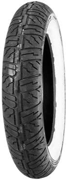 67H Dunlop Cruisemax Front Motorcycle Tire 130//90-16 Wide White Wall for Harley-Davidson Road King Classic FLHRC//I 1998-2003