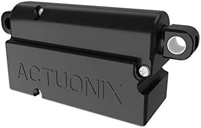 PQ12 Micro Linear Servo 20mm, 30:1, RC and Arduino Compatible