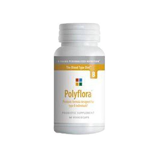 D'Adamo Personalized Nutrition - Polyflora B 120 vcaps