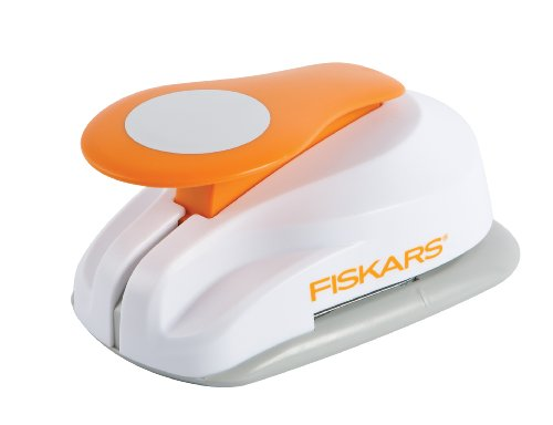 Fiskars 3X-Large Lever Punch, Circle by Fiskars
