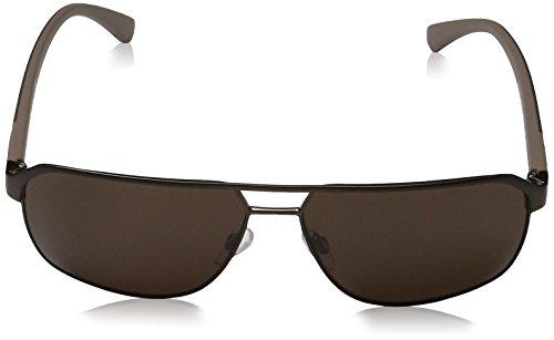 Emporio Armani Sonnenbrille (EA2039) Marron (Brown 302073)