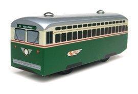 Munipals Mp05 1103 Wooden Train Septa Girard Avenue Pccii Trolley Route 15