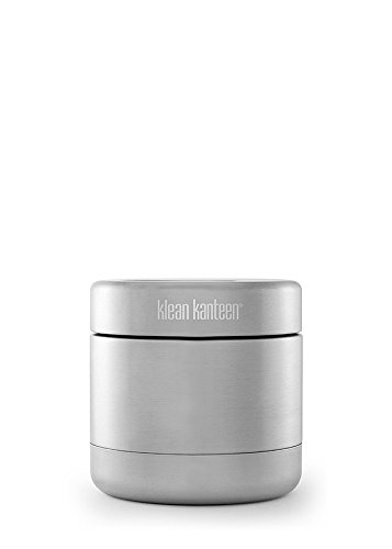 Klean Kanteen Food Canister Vacuum Insulated , 8-Ounce, Brus