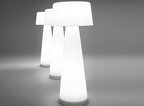 Pedrali lámparas Time OUTE - Lámpara de pie para Exteriores ...