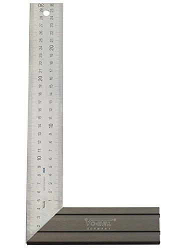 Zentrierwinkel Kohlenstoffstahl Winkelschmiege Schmiege Winkelmesser PRO Lineal