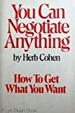 img - for You Can Negotiate Anything book / textbook / text book