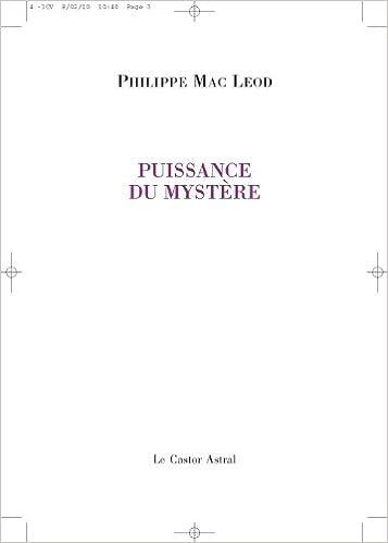 Téléchargement Puissance du mystère epub, pdf