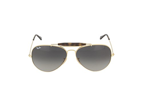 Ray-Ban Sonnenbrille OUTDOORSMAN II (RB 3029) GOLD (GOLD)