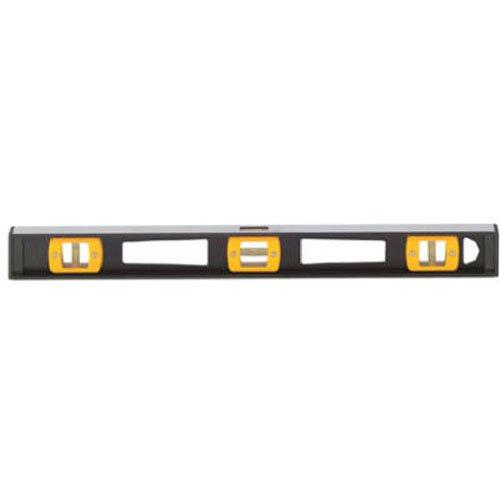 Johnson Level & Tool 3724 24-Inch Machined Top-Read Aluminum Level