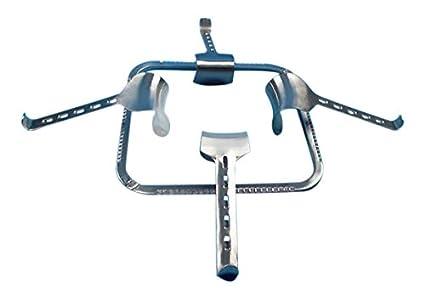 Holtex i90200 Kirschner Frame - Dilatador abdominal con 4 válvulas: Amazon.es: Industria, empresas y ciencia