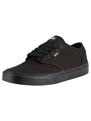 Vans Atwood, Men's Skateboarding Shoes, Black, 8 UK / 42 EU