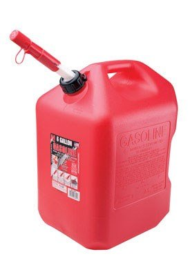 Midwest Can (MWC5600) 5 Gallon Auto Shutoff Gasoline Can by Midwest Can