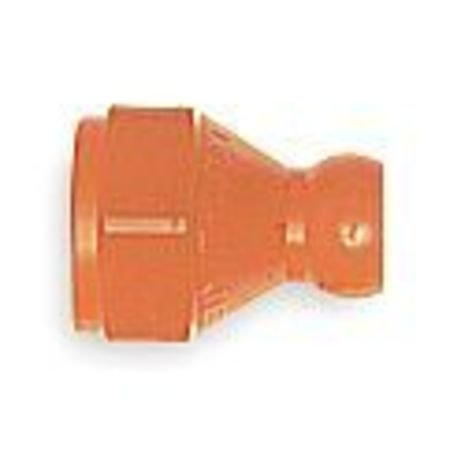 Flex Hose Flare Nut Adapter, 3/8 In, PK4